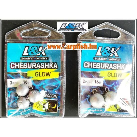L&K Cheburashka Foszforeszkáló