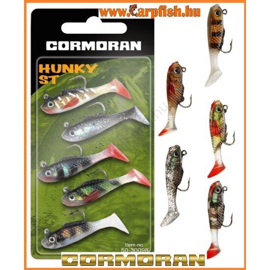 Cormoran Hunky-ST gumihal   5 db /cs  35mm  1,8g