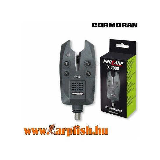 Cormoran Pro Carp X – 2000 elektromos kapásjelző