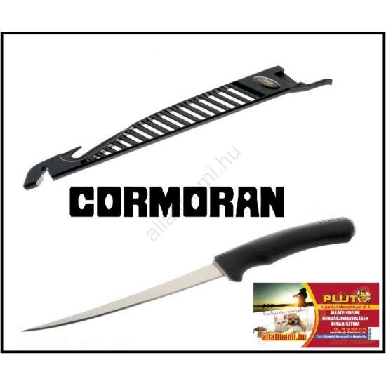 CORMORAN Compact flex filézőkés - 15cm