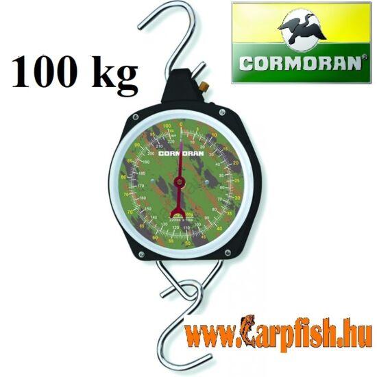 Cormoran Nagyhalas mérleg  100 kg  -  Modell 2600