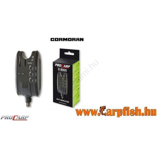 Cormoran Pro Carp X-8000 elektromos kapásjelző