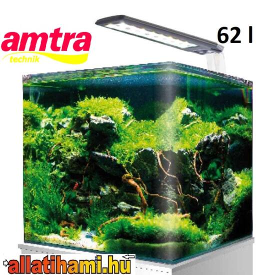 Amtra  Tank 62 liter -  Akvárium  világítással és szűrővel
