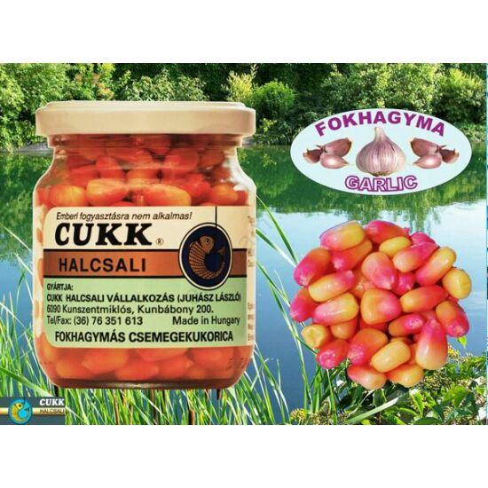 Cukk - Fokhagymás  kukorica125g