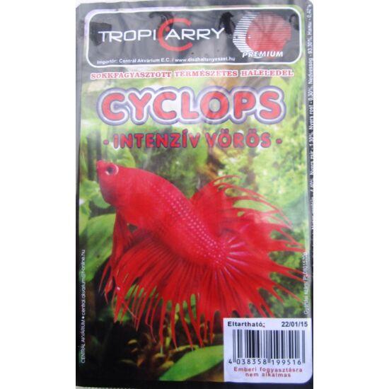 Tropicarry   Cyclops Intenzív vörös 100 gr