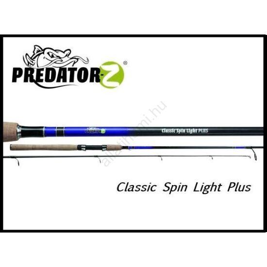 Predator Z Classic Light Plus Spinning 2,4m 10-30gr, Pergető Horgászbot
