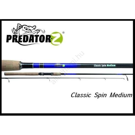 Predator Z Classic Medium Spinning 2,4m 20-50gr, Pergető Bot