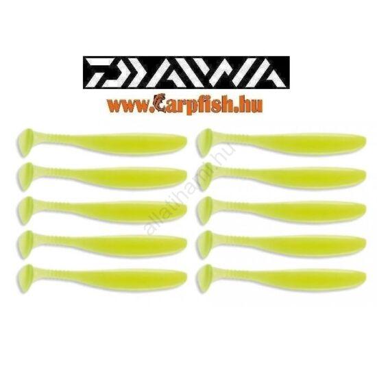 Daiwa Tournament D Fin Lime Gumihal 7,6cm