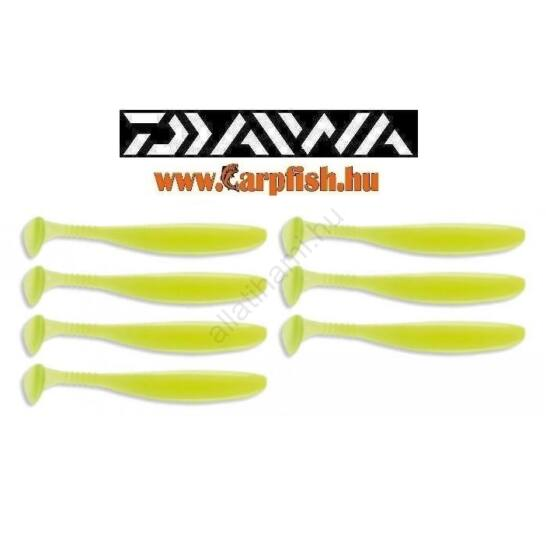 Daiwa Tournament D Fin Lime Gumihal 10,2cm