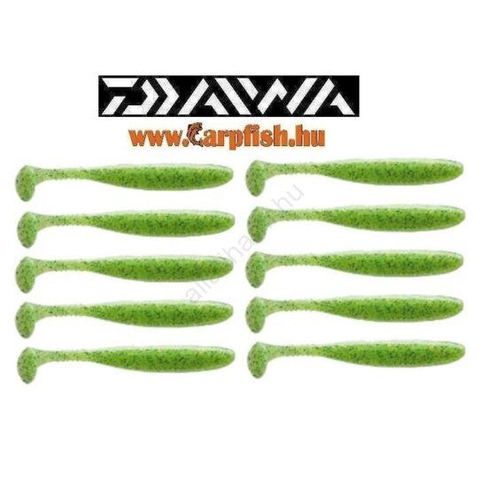 Daiwa Tournament D Fin Chartreuse Gumihal 7,6cm
