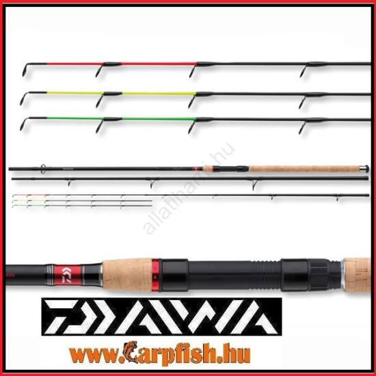 DAIWA Ninja-X Feeder 3,90m 40-120g