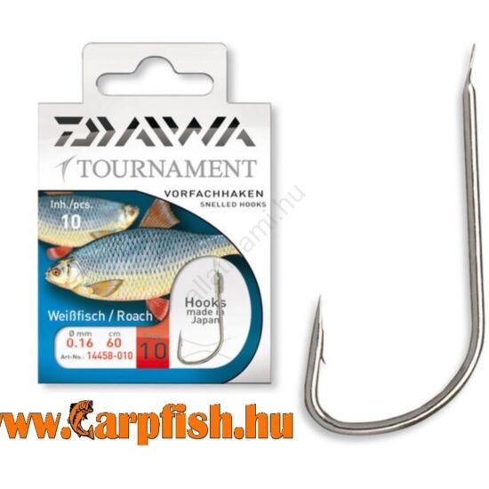 Daiwa Tournament előkötött keszegező horog 10 db/csmg