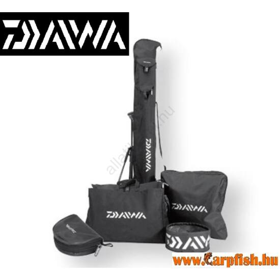DAIWA BOXED LUGGAGE SET Bottáska 187cm + száktáska+orsótartó + keverő edény szett