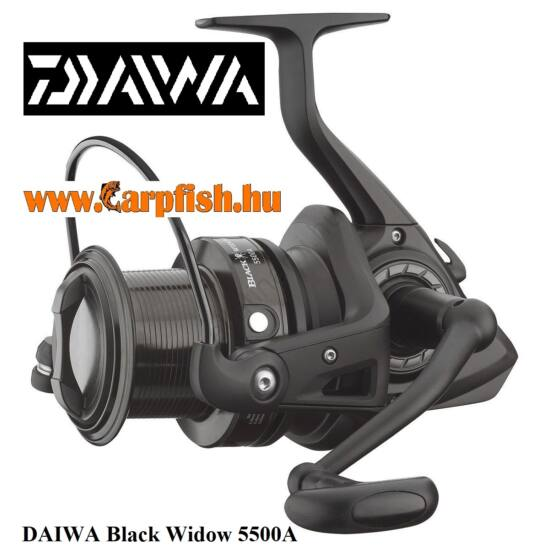 DAIWA Black Widow 5500A  Elsőfékes Távdobó orsó