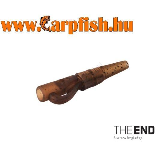 Delphin THE END Ólomkapocs gumiharanggal / 10db