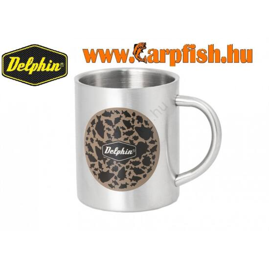 Delphin CARPATH Rozsdamentes bögre   300 ml