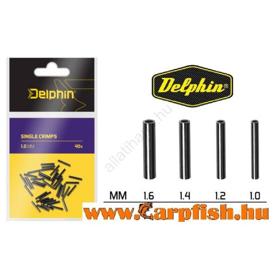 Delphin Single CRIMPS / 40db