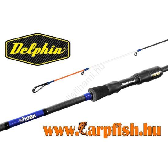 Delphin HOAX 206 cm  / 5-21g  pergető bot
