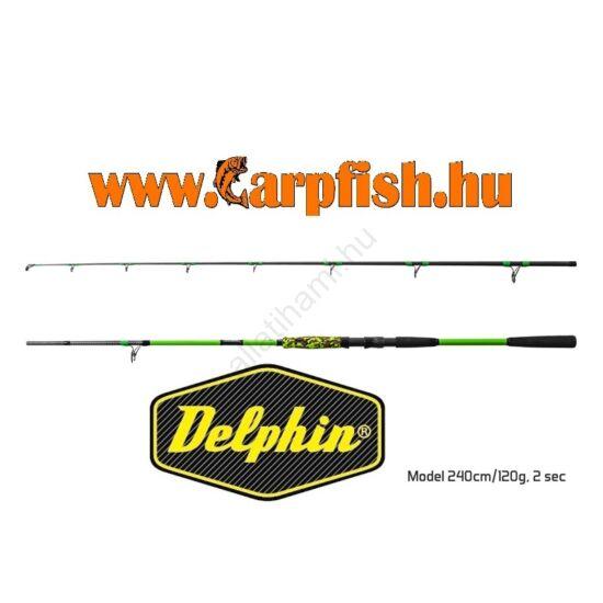 Delphin HYPERIO 2   270cm/120g harcsázó bot