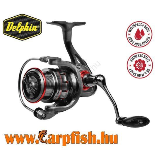 Delphin IXTREK Elsőfékes orsó 4T 4000