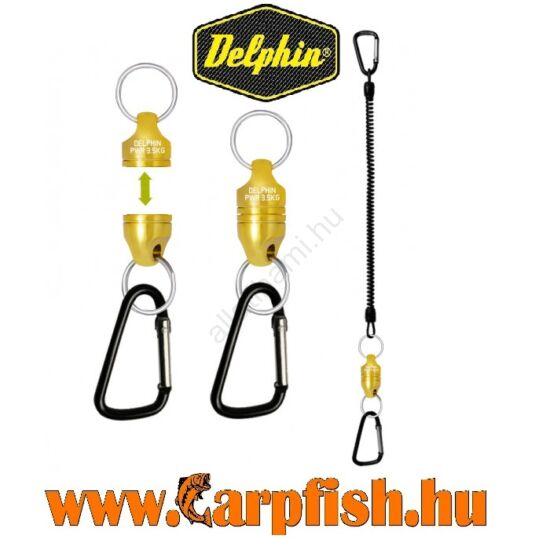 Mágneses kapocs merítőhöz Delphin PWR 3,5kg