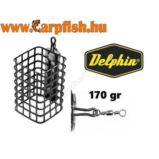 Delphin PROFES szögletes feeder kosár 170 gr