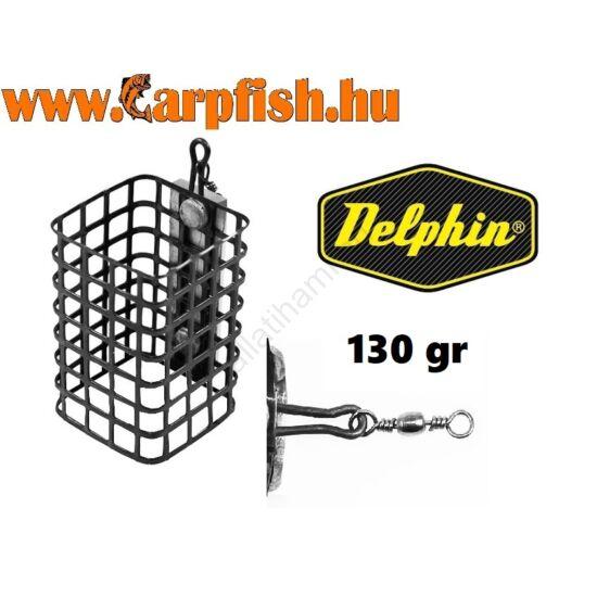 Delphin  PROFES szögletes feeder kosár 130 gr