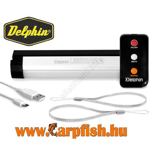 Delphin LightBAR Sátorlámpa távirányítóval