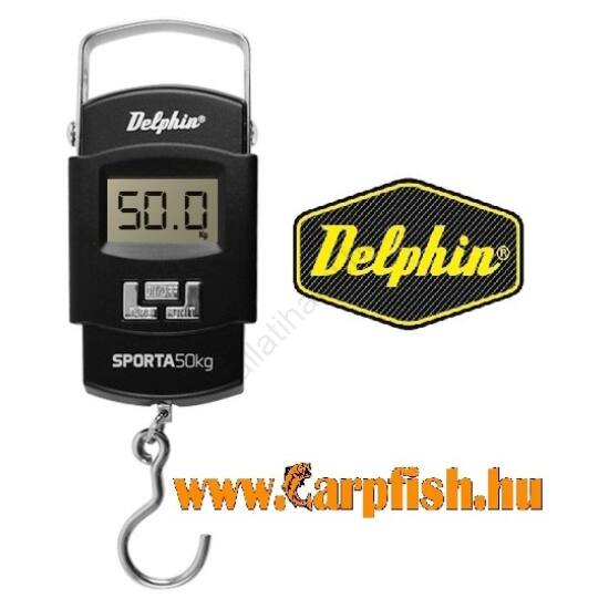 Delphin SPORTA digitális mérleg