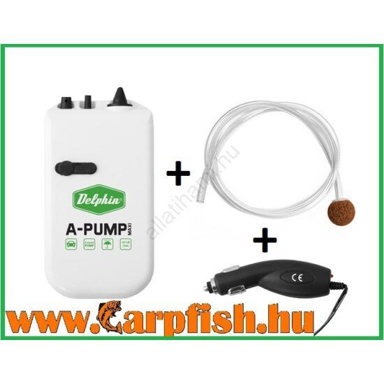 Delphin A-PUMP maxi levegő pumpa