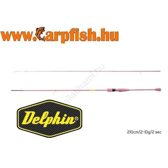 Delphin QUEEN Spin / 2 rész  210cm/2-10g