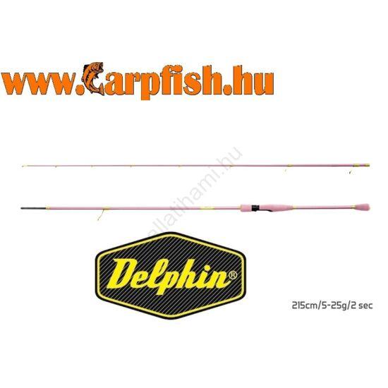 Delphin QUEEN Spin / 2 rész  215cm/5-25g