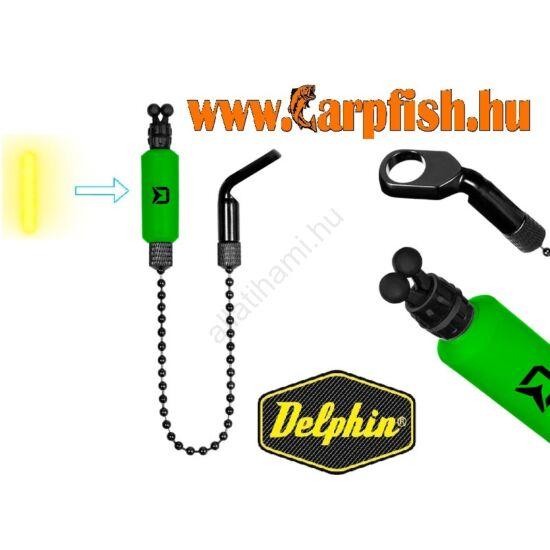 Delphin ROTA Chain Láncos kapásjelző  zöld