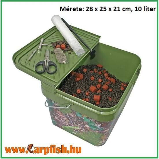 NGT Cube-Table Csalis Vödör   10 liter