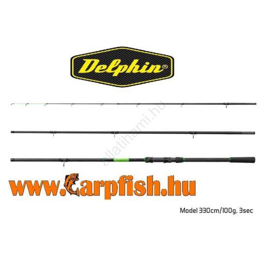 Delphin Delphin WASABI Feeder  330 cm / 3 rész