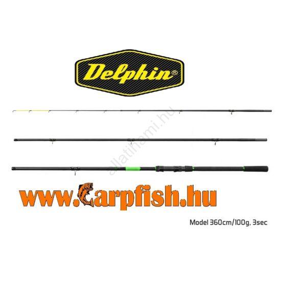 Delphin Delphin WASABI Feeder  360 cm / 3 rész