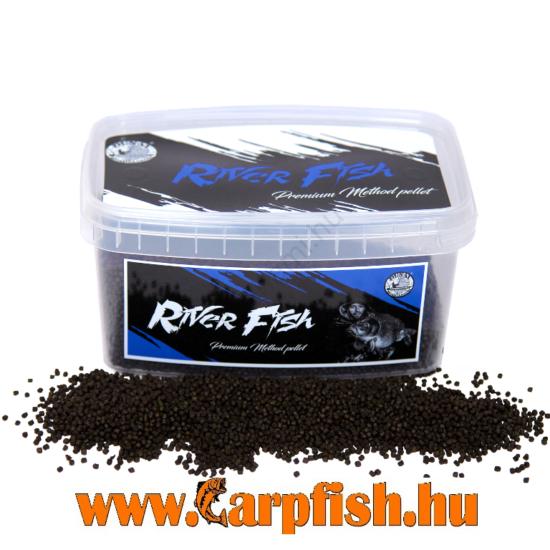 Premium Method Box – River Fish  2mm/400gr