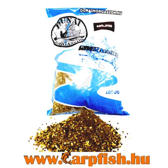 DunaiHorgászok River Master – májas etetőanyag 1 kg