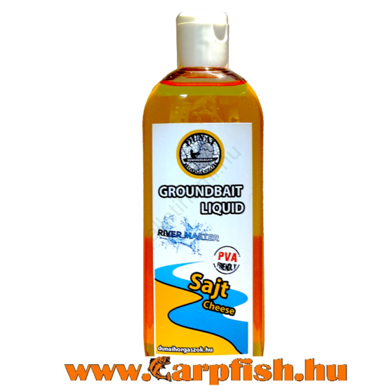 Groundbait liquid- Sajt   200 ml
