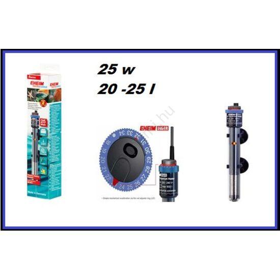 Eheim Jäger 25W Thermostat automata vízmelegítő  20-25  literig