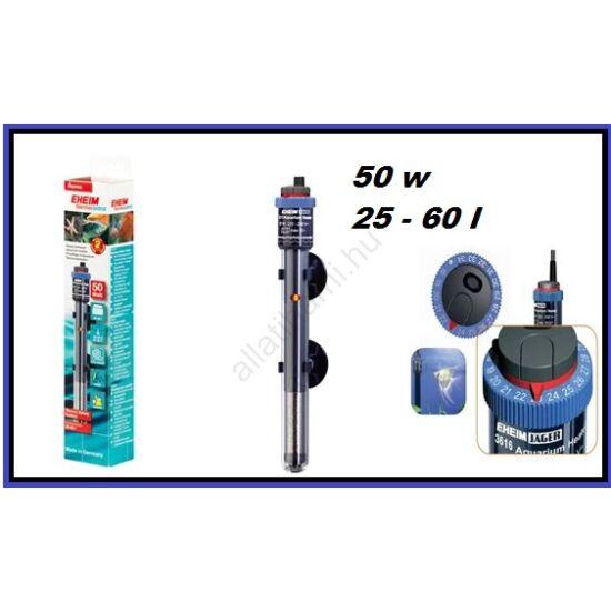 Eheim Jäger 50W Thermostat automata vízmelegítő  25-60 literig