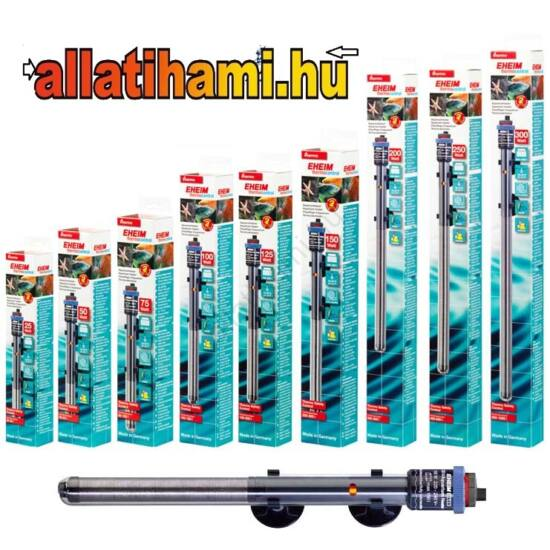 Eheim-Jager akváriumi fűtő 250 w    400-600 literig