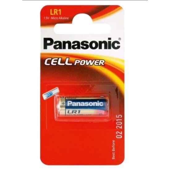 Panasonic Alkaline Alarm Controller Battery LR1 Lady B1