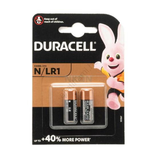 Duracell LR1 Lady Alkáli 1, 5V Riasztóelem, 2 db (DL-LR1-B2)