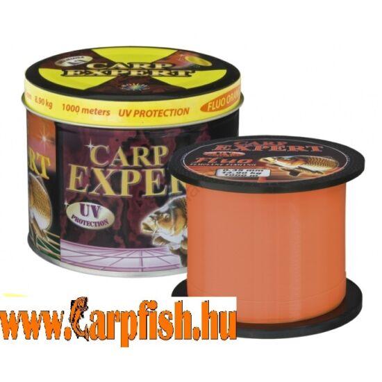Carp Expert  UV Fluo  Orange 1000 m Fémdobozos zsínór