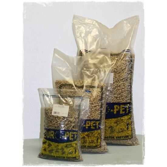 Euro-pet pellet alom 3 kg