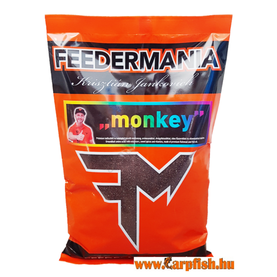 Feedermania MONKEY  etetőanyag 800 gr