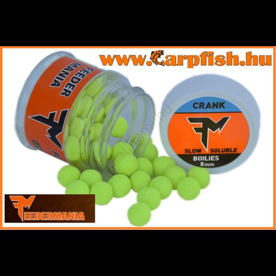 Feedermania Pop-up boilie CRANK (dán vajas keksz, egy cseppnyi büdös és savanyú aromával ) 8 mm