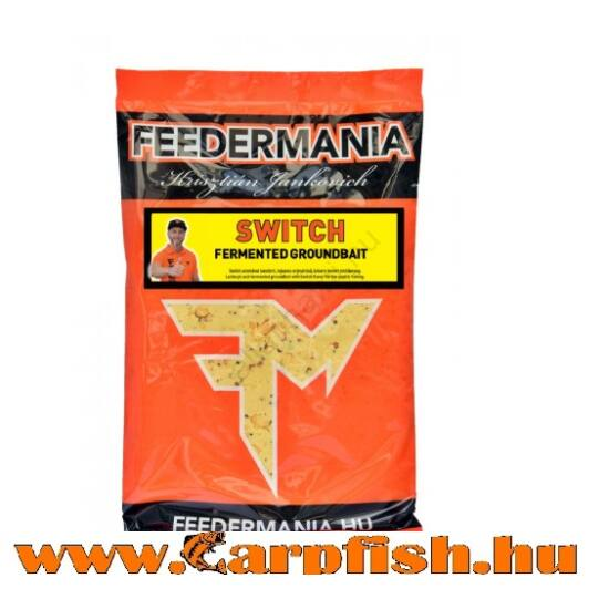 Feedermania GROUNDBAIT Fermented Switch 900 gr