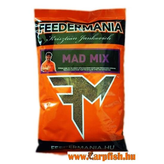 Feedermania MAD MIX etetőanyag 800 gr